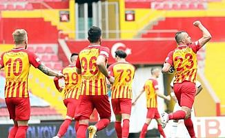 Kayserispor'un Fenerbahçe kadrosu