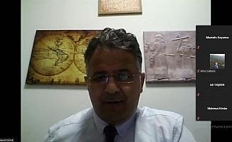 """Kilis'te """"Osmanlı Vakıf Müessesi'nde İmaret"""" konferansı"""