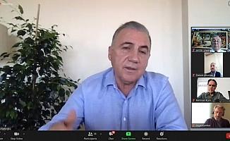 'Metsamor' tehlikesine karşı çevrimiçi toplantı yapıldı