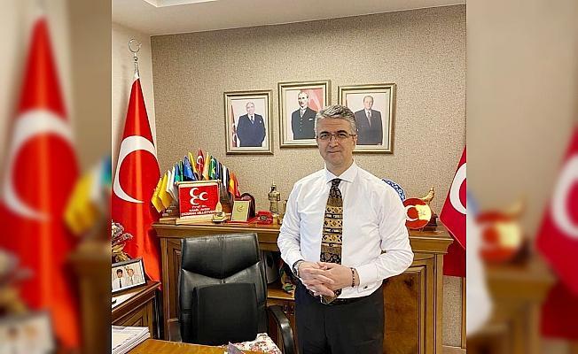 MHP Genel Başkan Yardımcısı Prof. Dr. Aydın, Mescid-i Aksa'ya yönelik saldırıyı kınadı