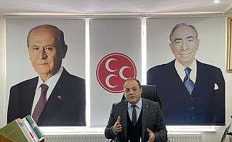 "MHP İl Başkanı Naim Karataş ""Anne demek sonsuz sevgi demektir"""