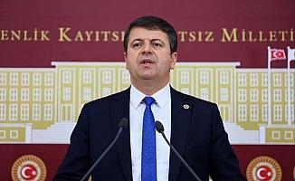 """Milletvekili Tutdere: """"Adıyaman'ın 16 bin 68 dekarlık tarım arazisi yok oldu"""""""