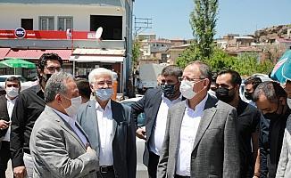 Özhaseki'den Talas Belediyesi'nin uygulamasına övgü