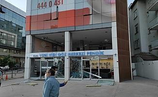 Pendik'te metro inşaatında şiddetli patlama