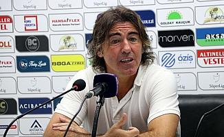 "Ricardo Sa Pinto: ""Bu galibiyeti oyuncularıma armağan ediyorum"""