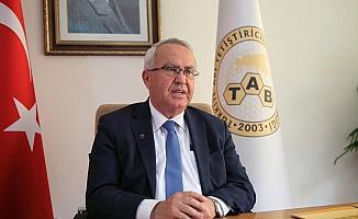 TAB Genel Başkanı Ziya Şahin'den İsrail'e kınama