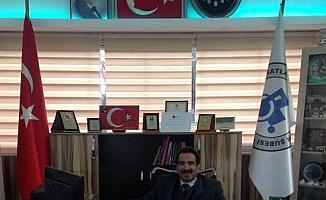 Türkiye Sakatlar Derneği Erzurum Şube Başkanı Efe'nin Engelliler Haftası mesajı