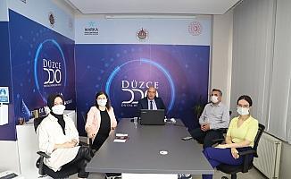 Üretimde dijital dönüşüm ikinci online semineri tamamlandı