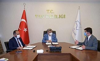 Van YYÜ ve AFAD İl Müdürlüğünden işbirliği protokolü