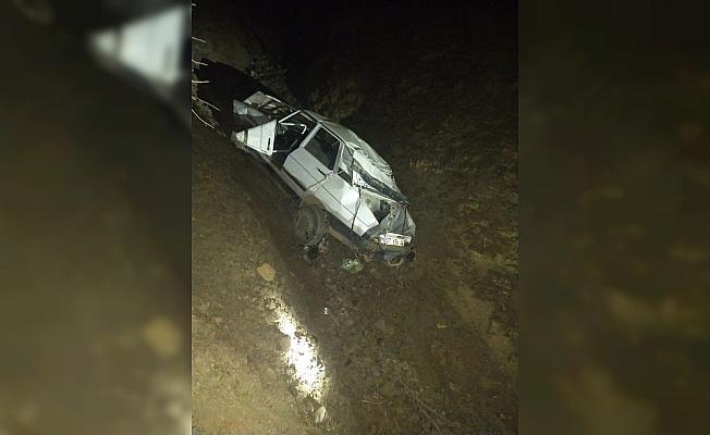 Yayla yolunda trafik kazası: 1 ölü