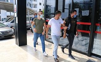 Alanya'da polisten uyuşturucu operasyonu: 4 gözaltı