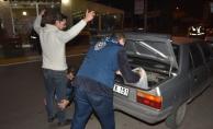 Antalya'da 1600 polis uygulamaya katıldı