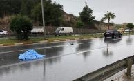 Alanya'da feci kaza : 1 ölü