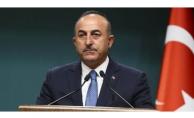Bakan Çavuşoğlu'ndan Afrin mesajı