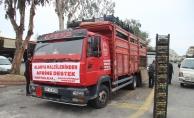 Alanya'dan Mehmetçiklere 11 ton muz