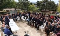 Başkan Toklu Karakocalı halkıyla toplantıda buluştu