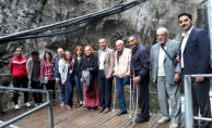 Alanya  Belediyesi yaşlılarımızı unutmadı