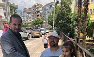 AK Parti Milletvekili Adayı Hasan Kerem Ünsal sahada