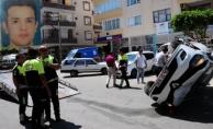 Alanya'da feci kaza: 1 yaralı
