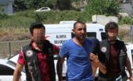 Alanya'da katil zanlısı uyuşturucu operasyonunda yakalandı