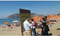 Alanya'da Mavi Bayrak Denetimleri Başladı