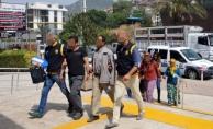 Alanya'da yasak aşk cinayetine 5 gözaltı