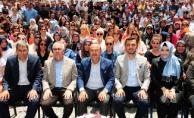 Bakan Çavuşoğlu Alanya'da