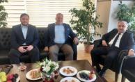 Başkan Şahin'in Ankara temasları sürüyor