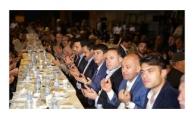Başkan Türel Alanya'da iftar konuğu