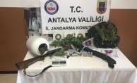 Alanya Cumhuriyet Başsavcılığı uyuşturucunun kökünü kazıyor