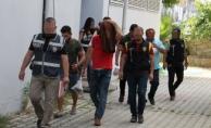 Alanya polisi suçlu avında