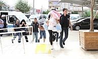 Alanya'da fuhuş operasyonu: 20 gözaltı