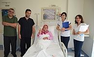 Alanya'da mide  küçültme ameliyatlarına  başlandı