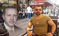 Amerikan işletmesinde Erdoğan yasağı