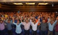 Büyükşehir personeline motivasyon eğitimi