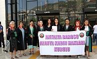 Alanyalı kadınlar çocuk hakları için toplandılar
