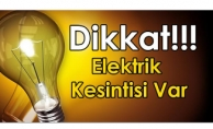 Dikkat! Alanya'da elektrik kesintisi duyurusu
