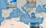 Akdeniz'de sular yükseliyor