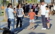 Başkan Türel ve ailesinin Pazar turu