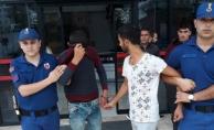 Hırsızlık olayı ile ilgili  2 şüpheli daha tutuklandı
