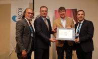 Konyaaltı Sahil Projesi ilk ödülünü aldı