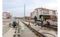 Antalya'da Raylı Sistem son sürat