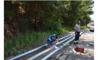 Büyükşehir'den Alanya'da içme suyu seferberliği