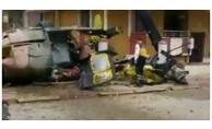 İstanbul'da Askeri Helikopter Mahallenin Ortasına Düştü: 3 Şehit 1 Yaralı