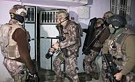 Alanyada aranan 22 şüpheli yakalandı