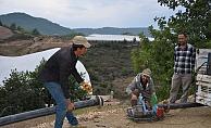 Alanya'da içme suyu seferberliği