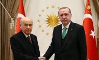 Erdoğan ve Bahçeli Bazı İllerde Ortak Miting Düzenleyebilir