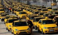 Taksi Plakalarında Görülmemiş Düşüş
