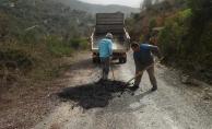 Alanya Belediyesi yağmur sonrası çalışmalara başladı