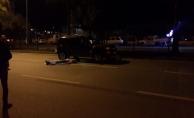 Alanya'da 2 aracın çarpıştığı Norveçli turist öldü
